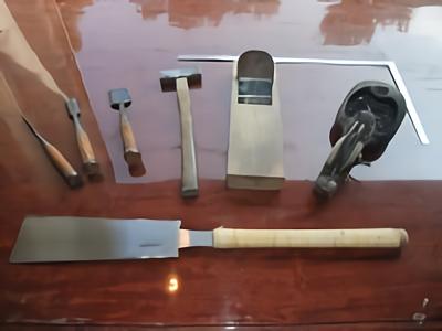 家づくりを支える道具