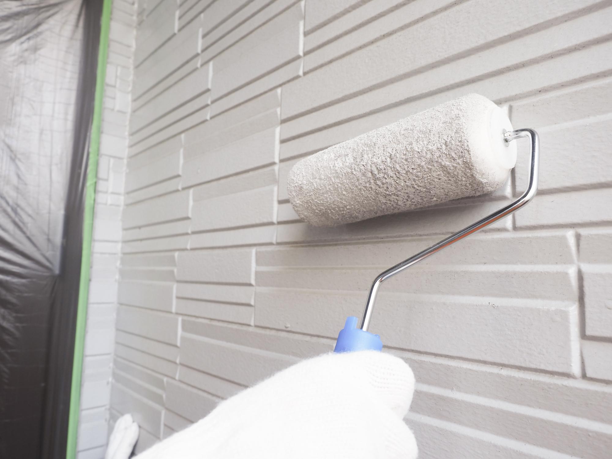 自然素材の塗り壁